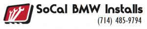 SoCal BMW Installs Logo